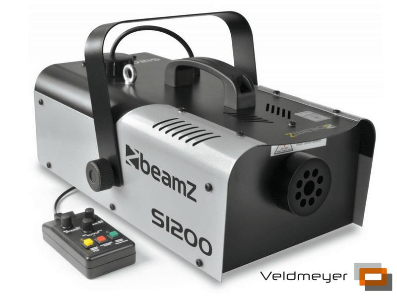 BeamZ S1200 MKII Rookmachine
