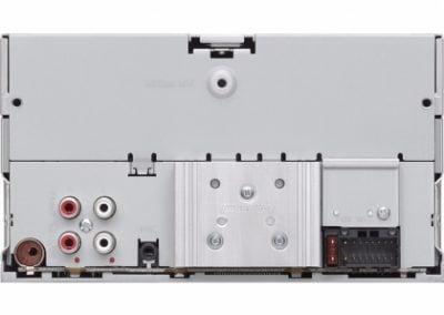 JVC KW-X830BT back - Veldmeyer