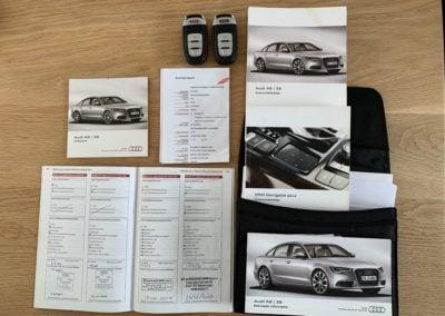 Audi A6 avant 2.0 TDI 177pk 2012
